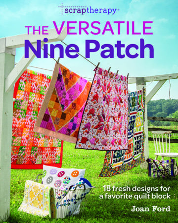 ScrapTherapy The Versatile Nine Patch Book