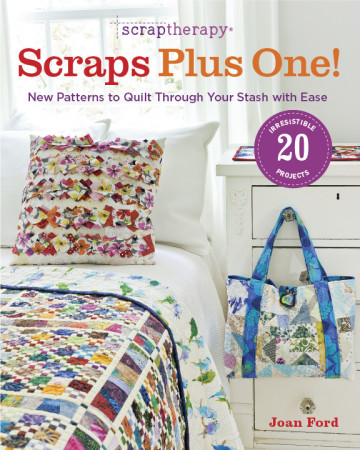 ScrapTherapy, Scraps Plus One! Book