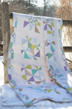 Chopped Quilt Pattern