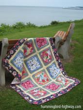'Scrap Book' Quilt Pattern