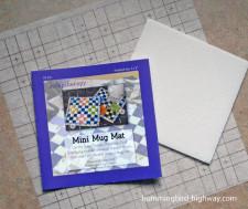 Mini Mug Mat - Single Pack