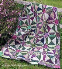 Over Easy Quilt Pattern