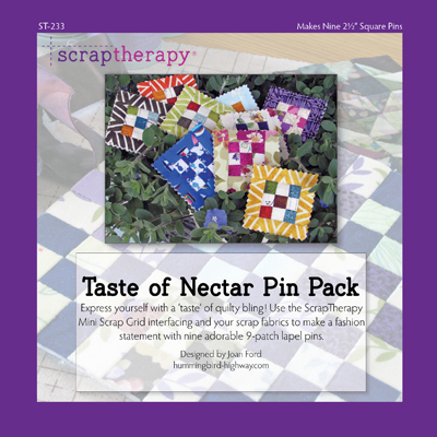 Taste Of Nectar Pin Pack Hummingbird Highway
