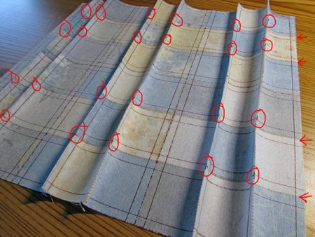 ScrapTherapy Little and Middle Scrap Grid Interfacing