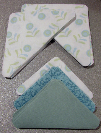 Up One Side table runner KIT