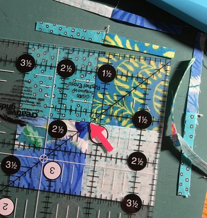 GEasy quilter ruler stickers