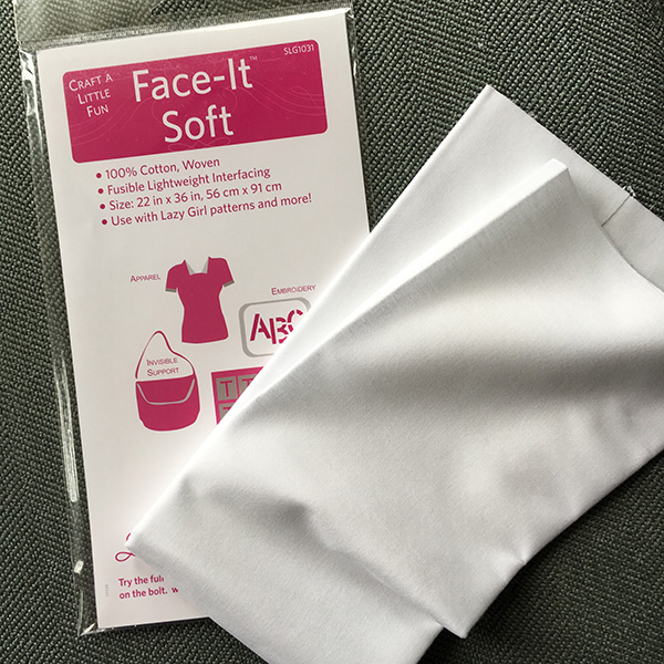 Face it Soft by Lazy Girl Designs