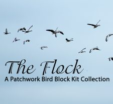 The Flock Quilt Block Kits
