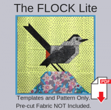 The FLOCK Lite - Grey Catbird
