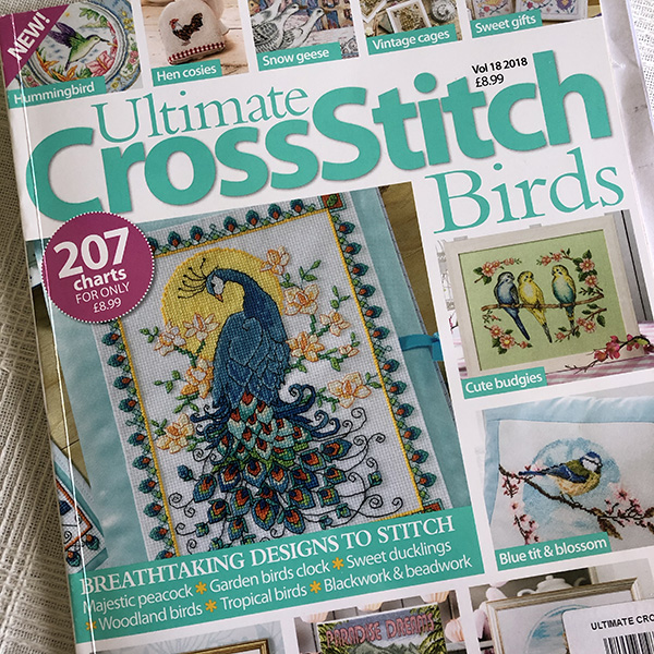 Ultimate Cross Stitch Birds