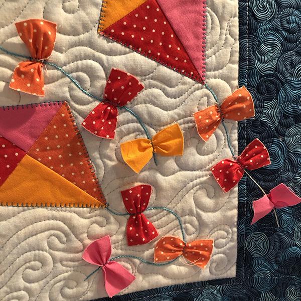 Kite pdf quilt pattern