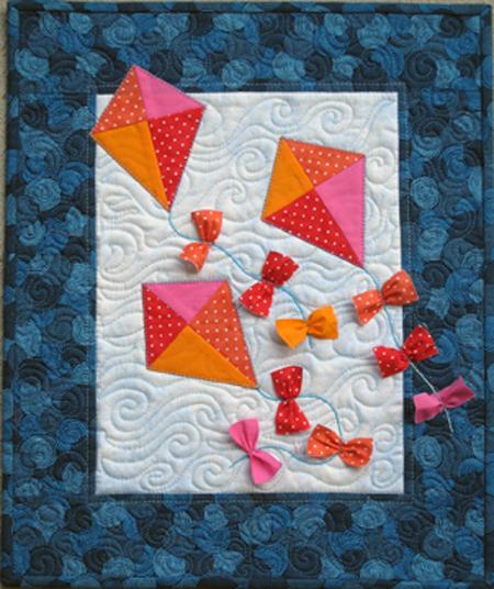 Kite Tales PDF quilt pattern