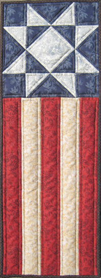 Liberty Belle PDF quilt pattern