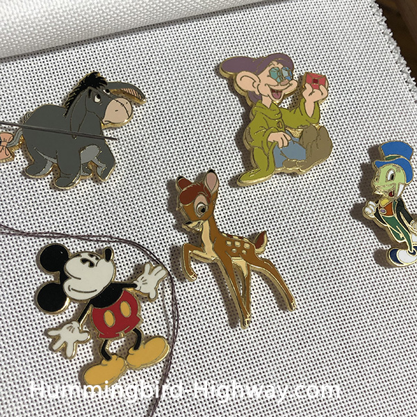 How to make a needle minder