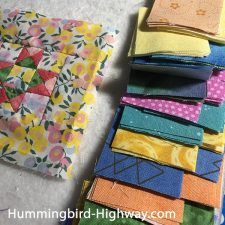 Idea for next try at quilt block