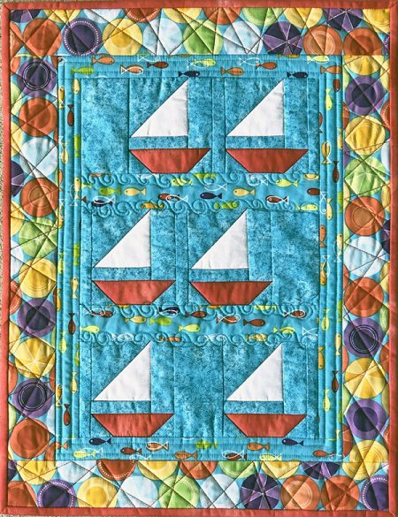 Regatta pdf quilt pattern