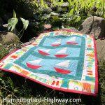 Regatta quilt pattern
