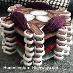 Your Nest Thread Nest Floss Bobbins