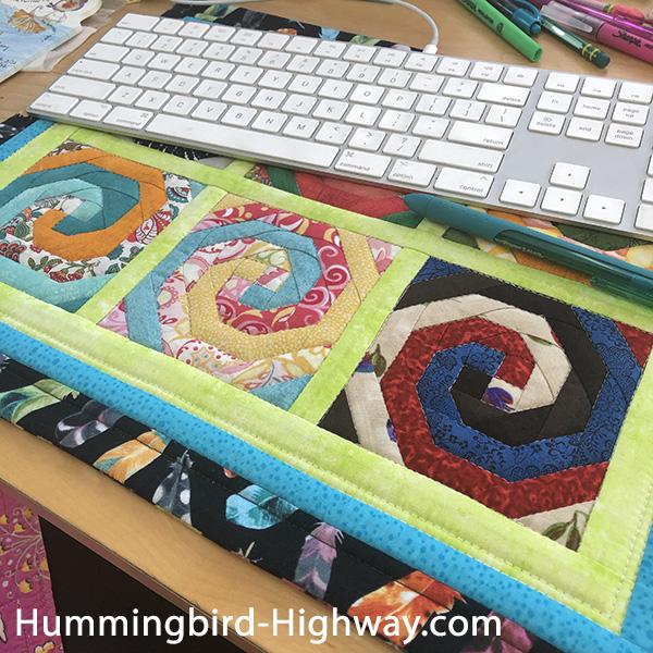 Swirl Place mat